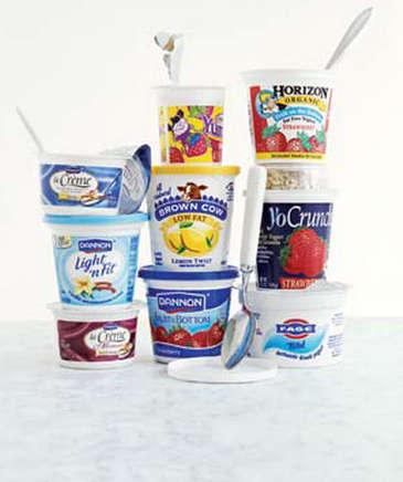 Полезные свойства йогурта