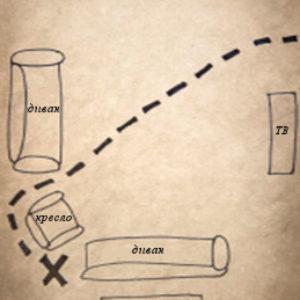 Как сделать карту сокровищ?