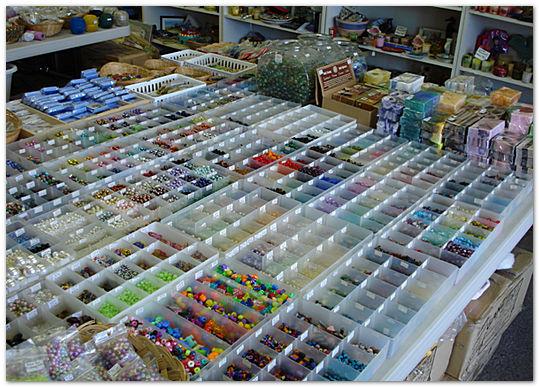 Бисероплетение для начинающих, материалы и инструменты