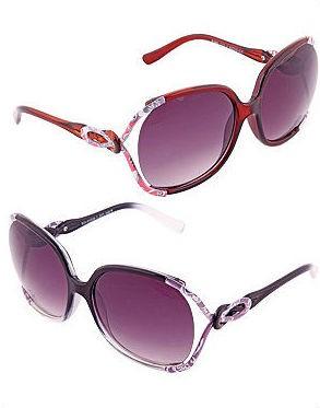 Солнцезащитные очки мода 2013