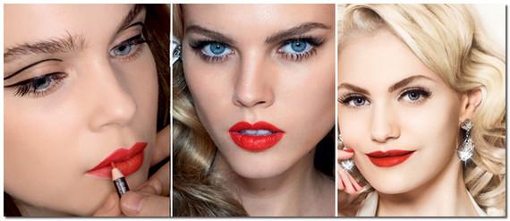 Модный макияж лето