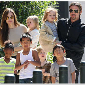 Анджелина Джоли и Бред Питт скоро поженятся