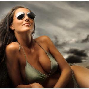 Солнцезащитные очки мода этого года